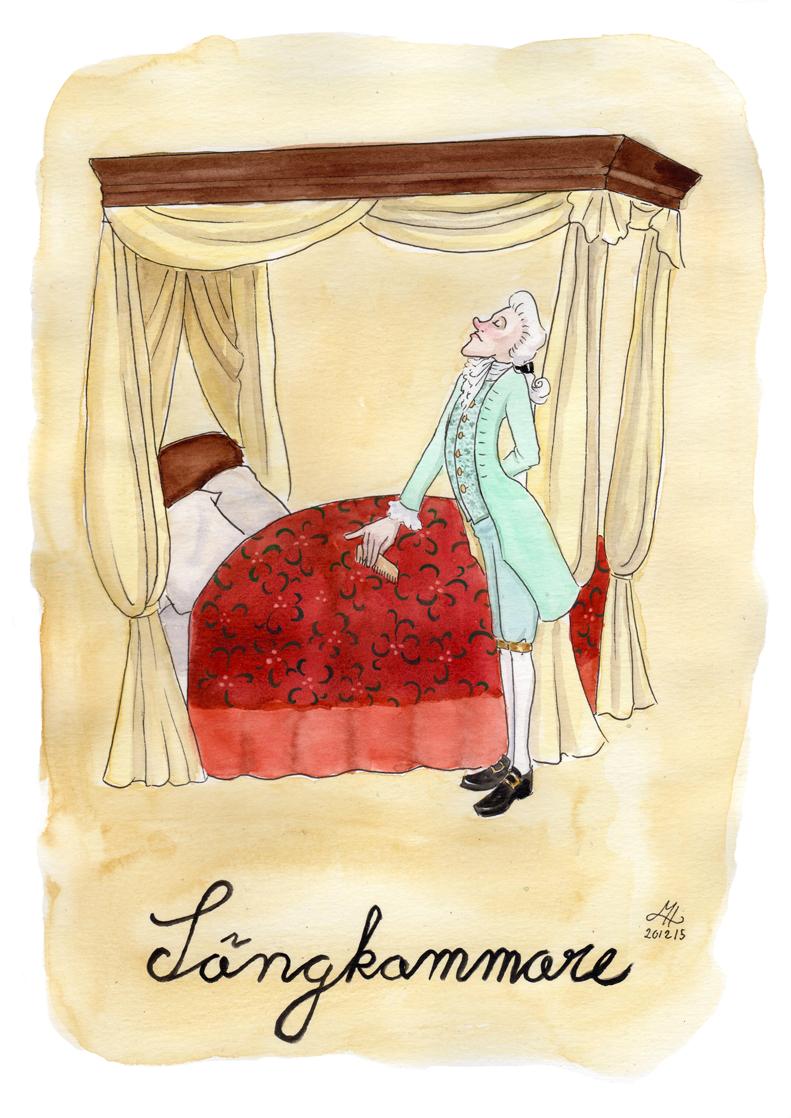 sängkammare ordvits